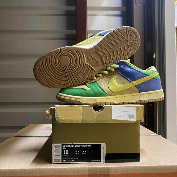 Nike SB Dunk Low - Brooklyn Projects