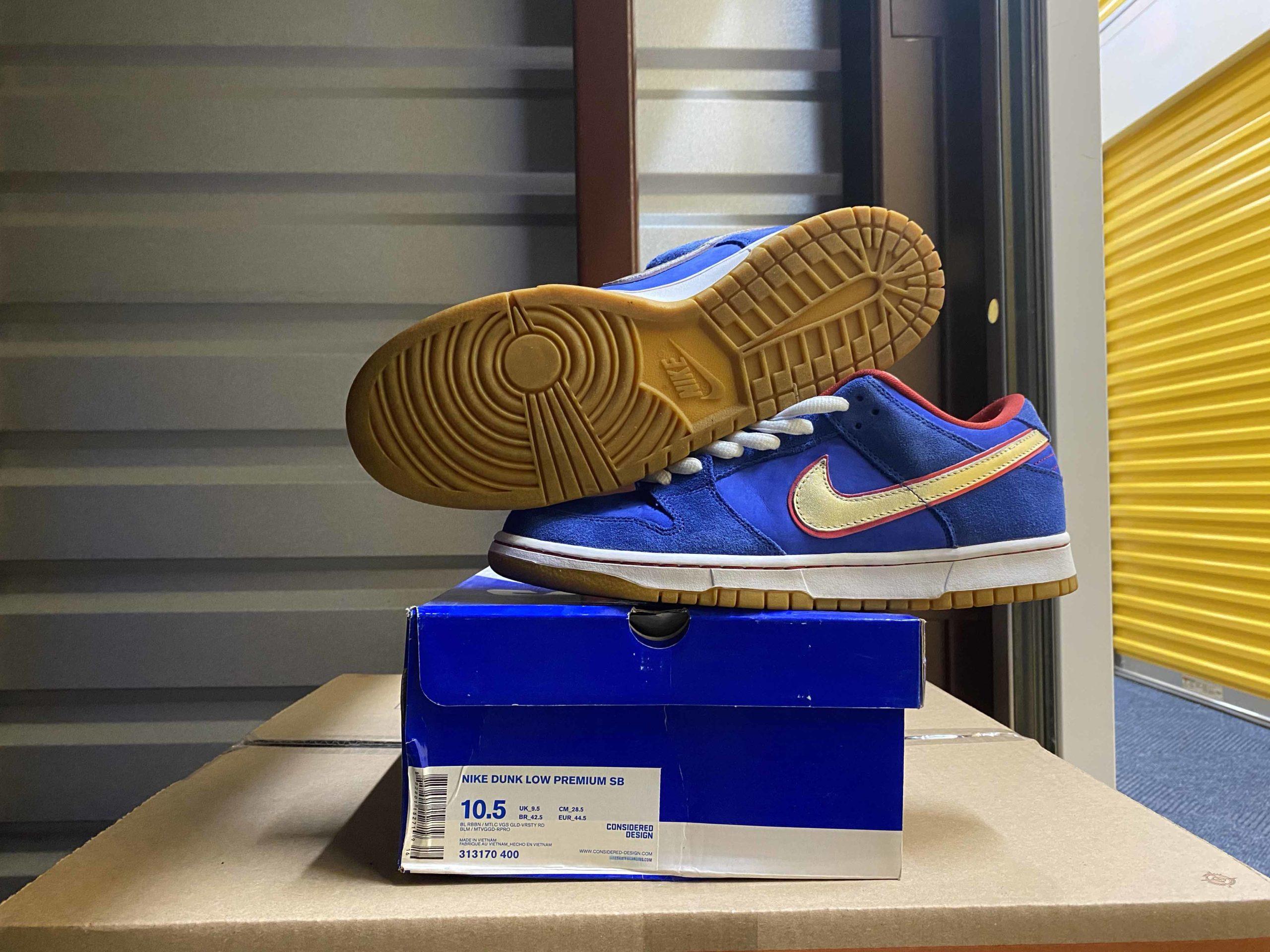 Nike SB Dunk Low - Eric Koston